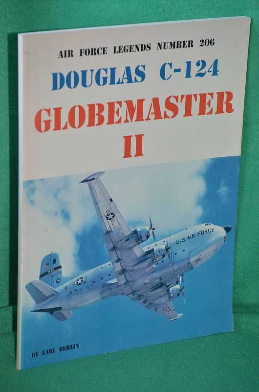 Image for Air Force Legends Number 206: Douglas C-124 Globemaster II