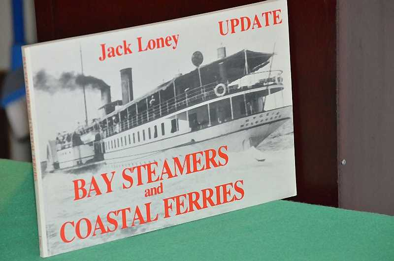 Image for Bay Steamers and Coastal Ferries