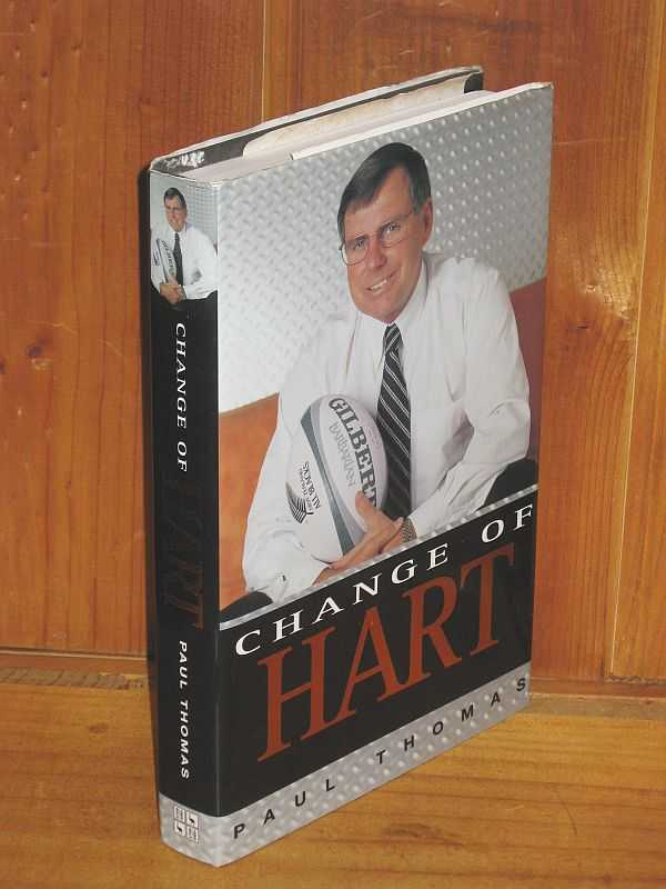 Image for Change of Hart