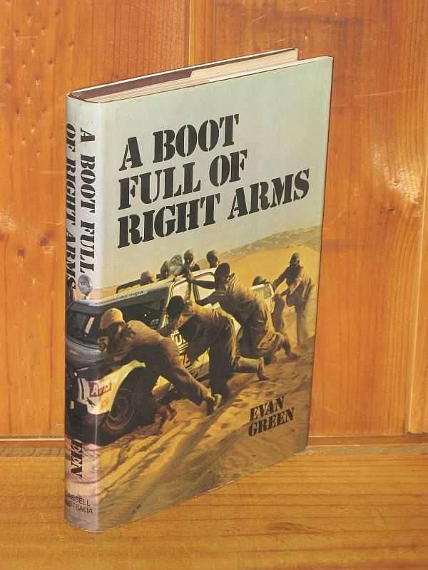Image for A Boot Full of Right Arms