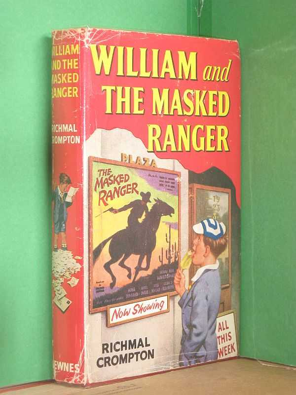 Image for William and the Masked Ranger