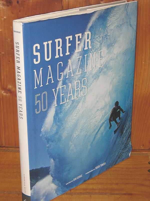 Image for Surfer Magazine: 50 Years