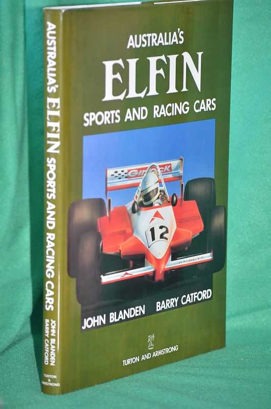 Image for Australia's Elfin Sports and Racing Cars