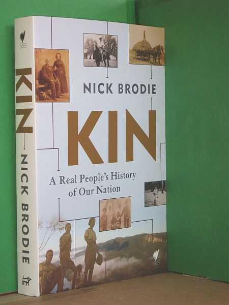 Image for Kin: A Real People's History of Our Nation