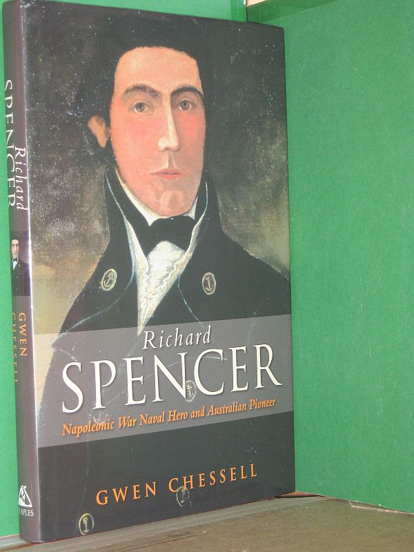 Image for Richard Spencer: Napoleonic War Naval Hero and Australian Pioneer