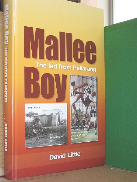 Image for Mallee Boy: The lad from Pallarang