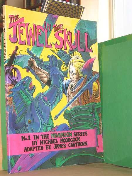 Image for The Jewel in the Skull