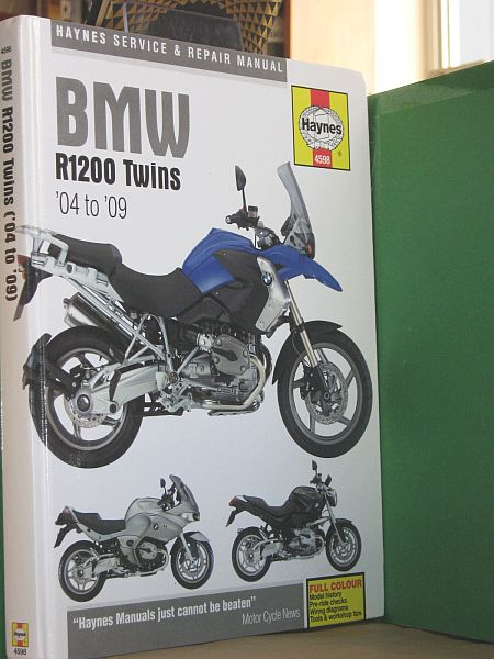 Image for BMW R1200 Twins: Service and Repair Manual