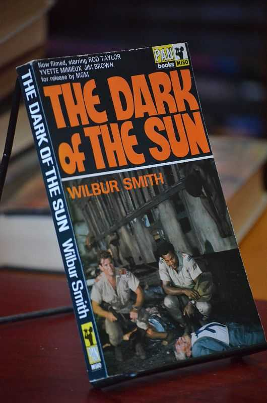 Image for The Dark of the Sun