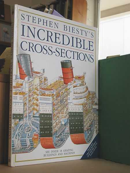 stephen biestys incredible cross sections stephen biestys cross sections