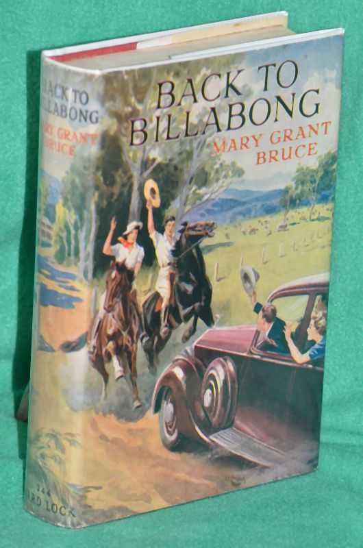 Image for Back to Billabong