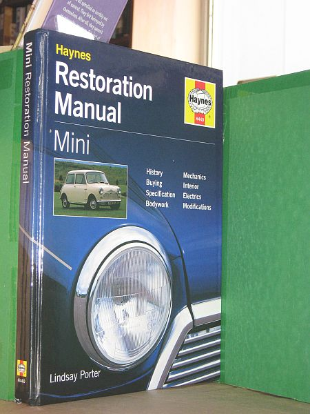 Image for Haynes Restoration Manual: Mini