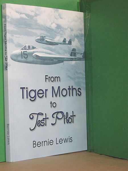 Image for From Tiger Moths to Test Pilot