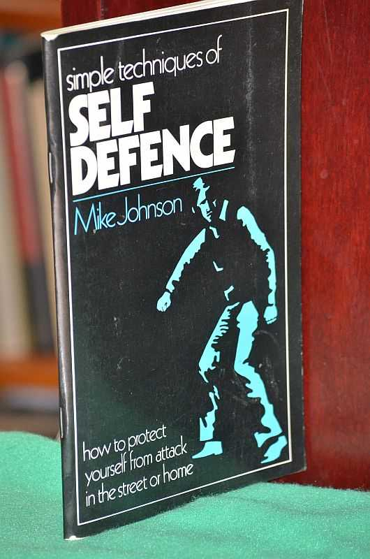 Image for Simple Techniques of Self Defence