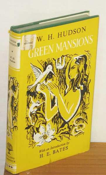 Image for Green Mansions. a Romance of the Tropical Forest.