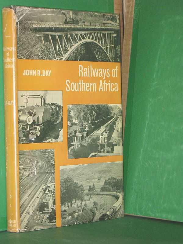 Image for Railways of Southern Africa