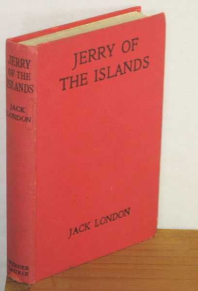Image for Jerry of the Islands