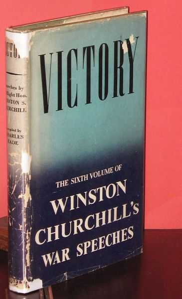 Image for Victory: The Sixth Volume of Winston Churchill's War Speeches