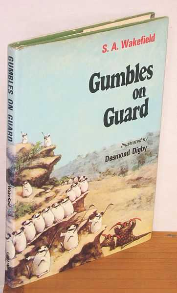 Image for Gumbles on Guard