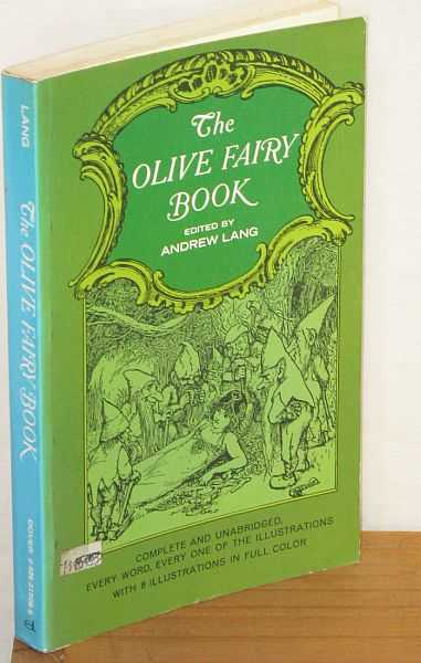 Image for The Olive Fairy Book